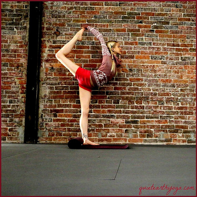 Top 5 Most Graceful Yoga Poses