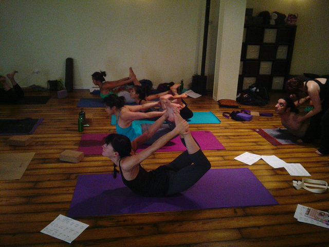 10 Places to Practice Yoga in Killarney
