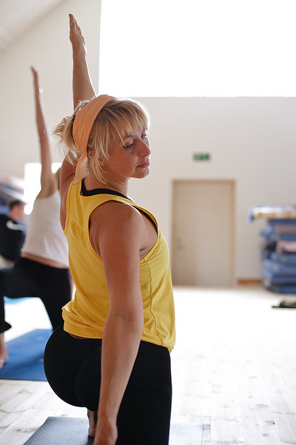 5 Morsels of Yoga Class Etiquette