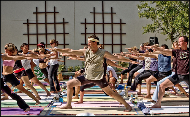 5 Reasons to Practice Yoga in Your Golden Years