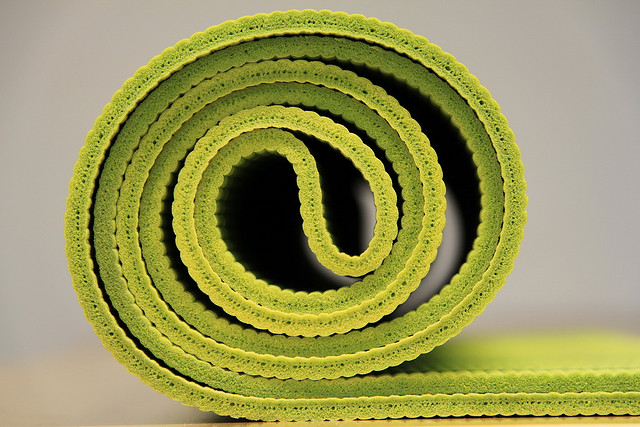 5 Great Yoga Mats